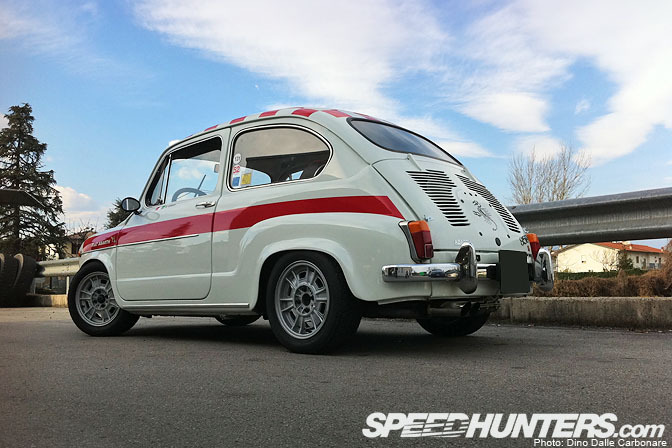 Car Spotlight>> Abarth 850 Tc
