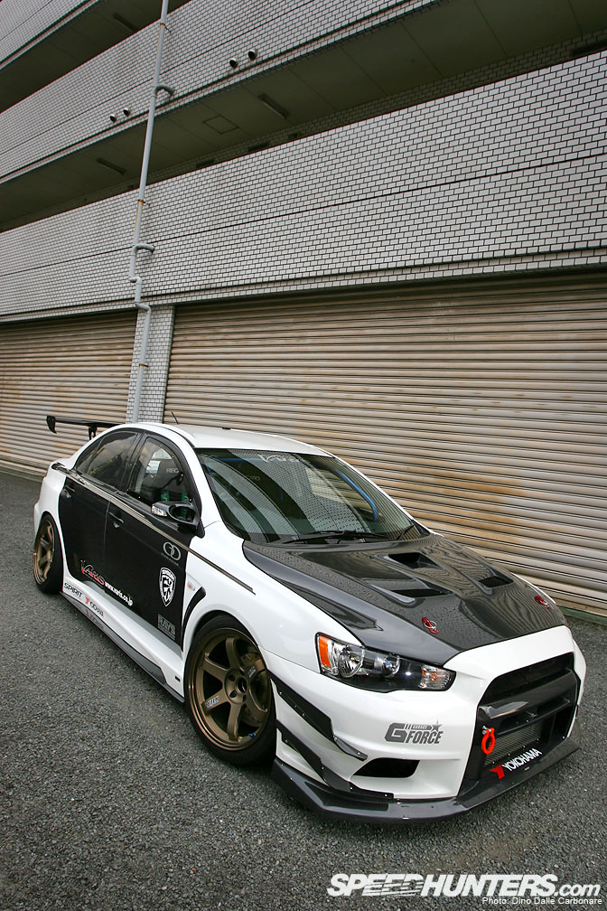 Car Feature>> Varis Evo X