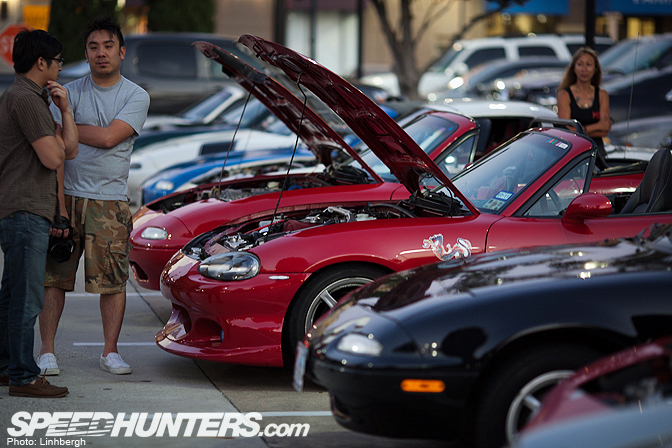 Gallery>> Houston Mazda MiataMeet