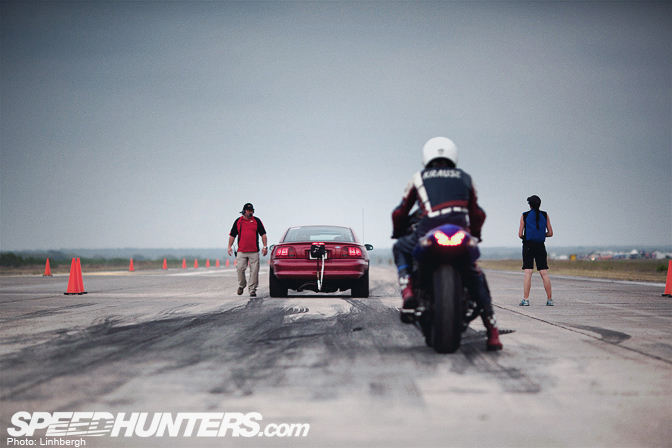 Event>> The Texas MilePt.1