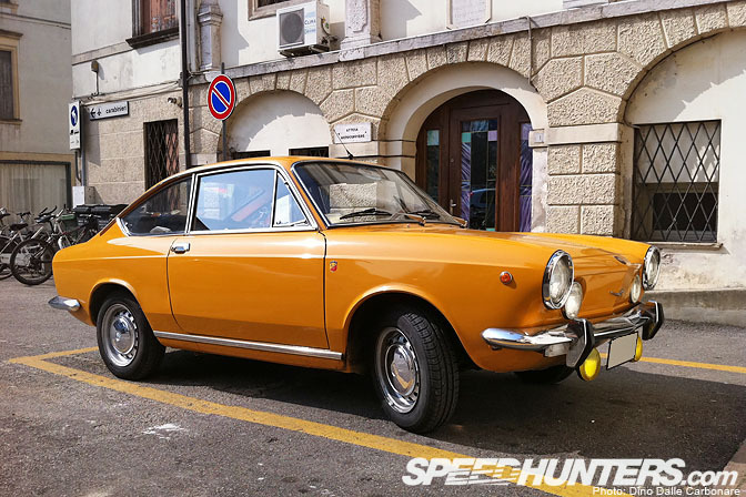 Car Spotlight>> Fiat 850 Sport