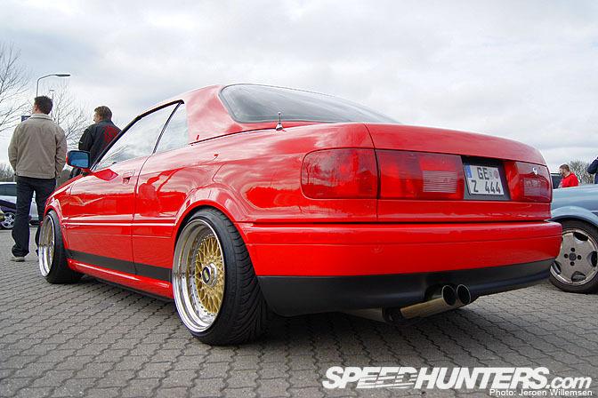 Car Spotlight Audi Hardtop Speedhunters - Audi hardtop convertible