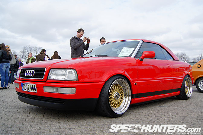 Car Spotlight Gt Gt Audi 80 Hardtop Speedhunters