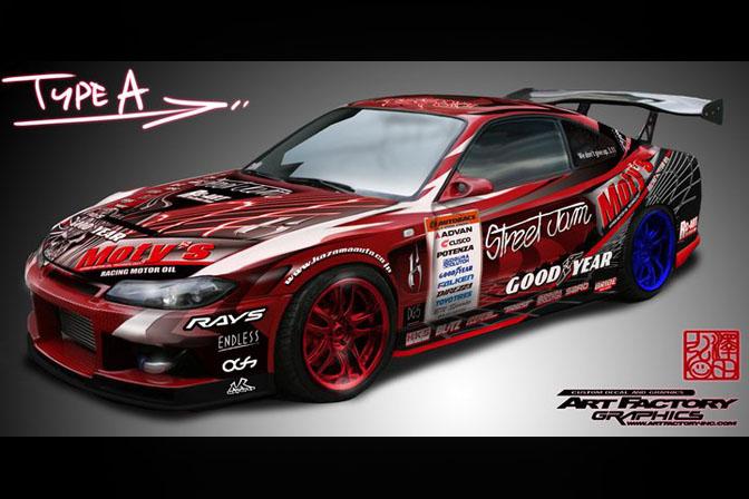 News>> Kazama Auto D1 2jzS15