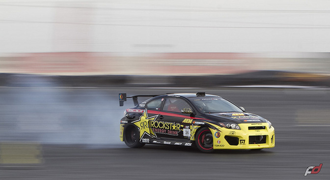 Flash Result>>formula D Qatar