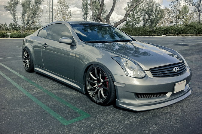 Readers Rides>>g35 On Weds