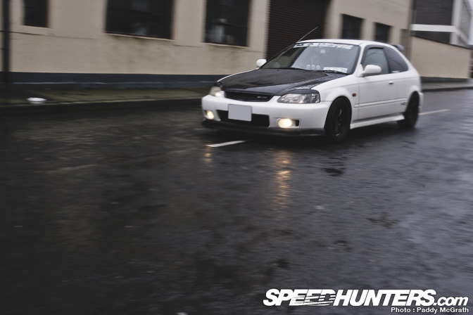 Car Spotlight>> Flip's Ek9 Civic Type R