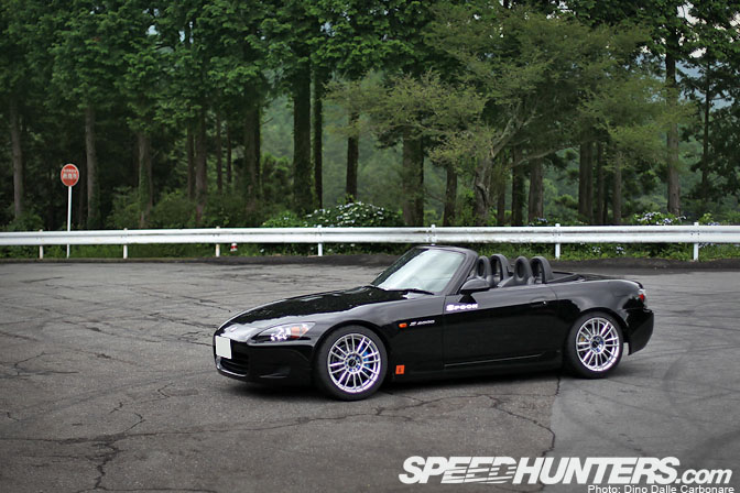 Car Spotlight>> Spoon S2000