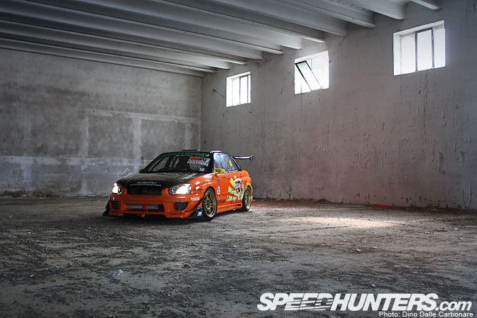 Car Feature>> Emanuele Festival's Impreza
