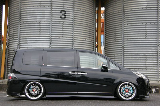 The 101>>honda's Jdm Vans & Wagons