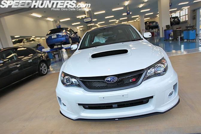 Car Spotlight Sti Impreza Ts Speedhunters
