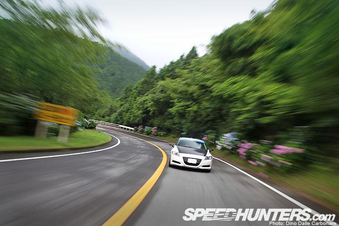 Car Feature>> Spoon SportsCr-z