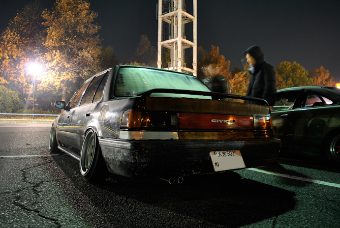 Gallery>> Hondas In Japan – Pt3