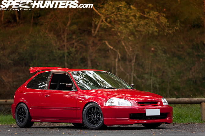 Car Feature>> Josh Maher's EkHatch