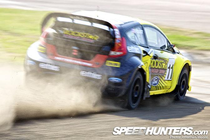 Event>> European Rallycross @ LyddenHill