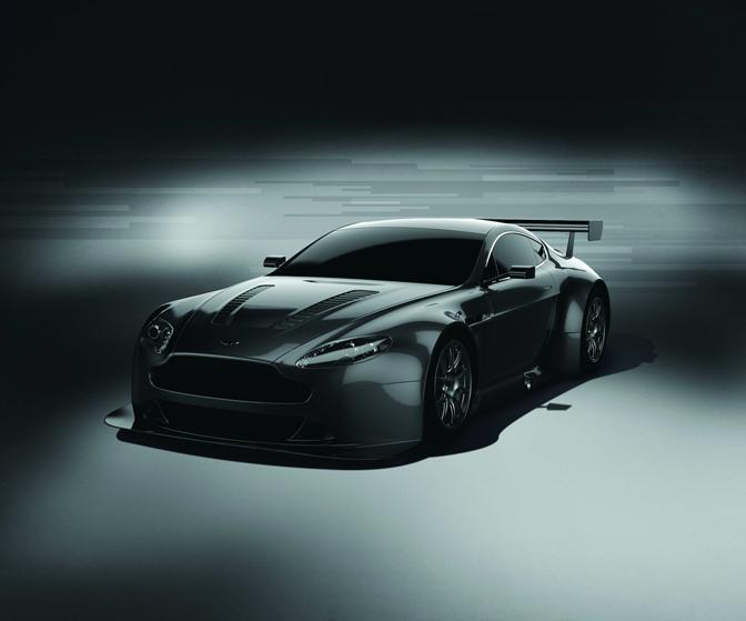 News>> Aston Martin Unveils VantageGt3