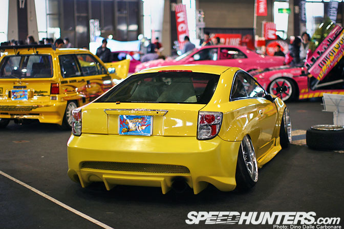 Event Exciting Car Showdown Speedhunters