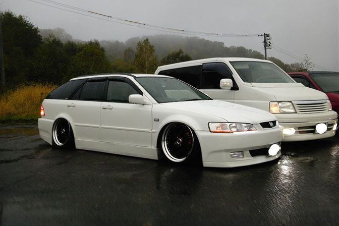 The 101hondas jdm vans wagons speedhunters the accord wagon is a good place to start compared to a lot of the cars in this story this ones a pretty simple concept a wagon version of the accord publicscrutiny Image collections
