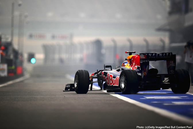 Things To Do Before You Die>> Become An F1Junkie