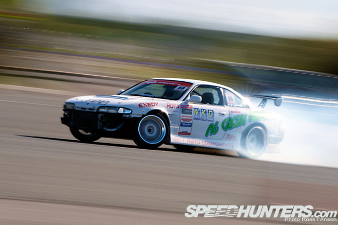 Behind The Scenes>> Drift Allstars RoundTwo