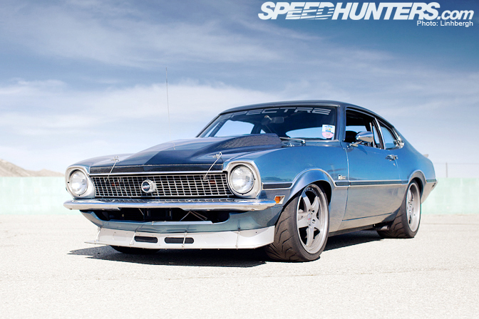 Car Feature>> The 2jz Ford Maverick