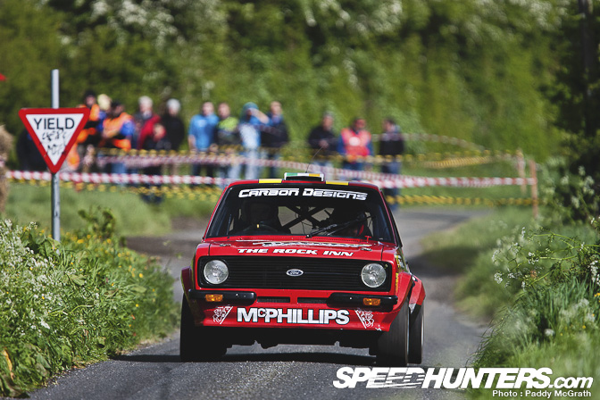 Event>> The Mkii Escort Challenge '11