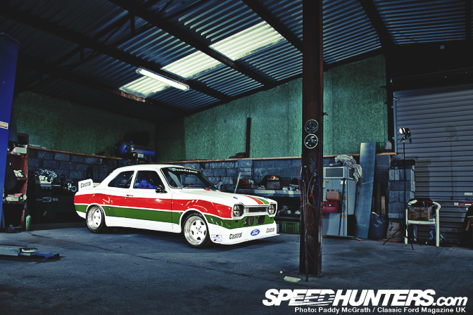 Car Feature>> Broadspeed Escort
