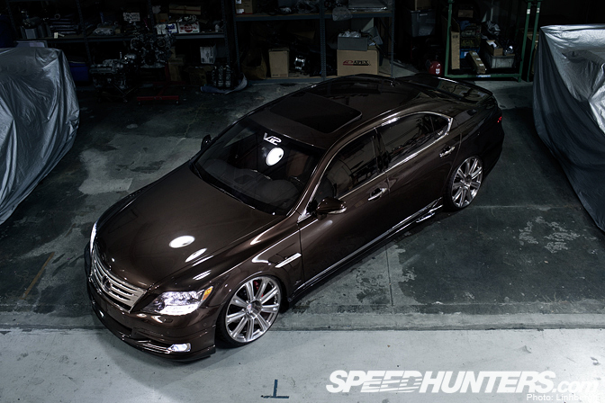 Car Feature>> Vip Autosalon Lexus Ls600hl