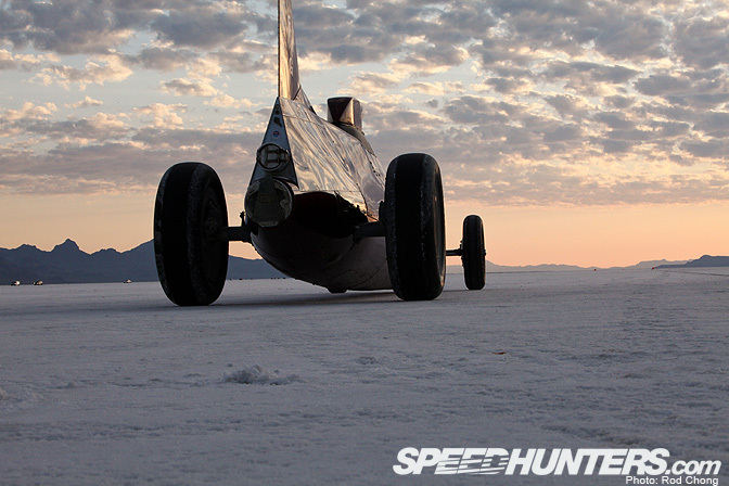 Things To Do Before You Die>> Hit The Bonneville SaltFlats