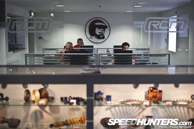 Car Builder>> Roger ClarkMotorsport