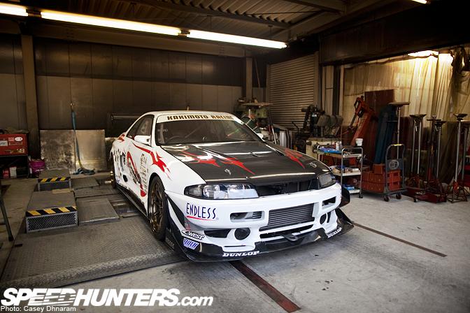 Random Snap>> Kakimoto Racing R33Gt-r