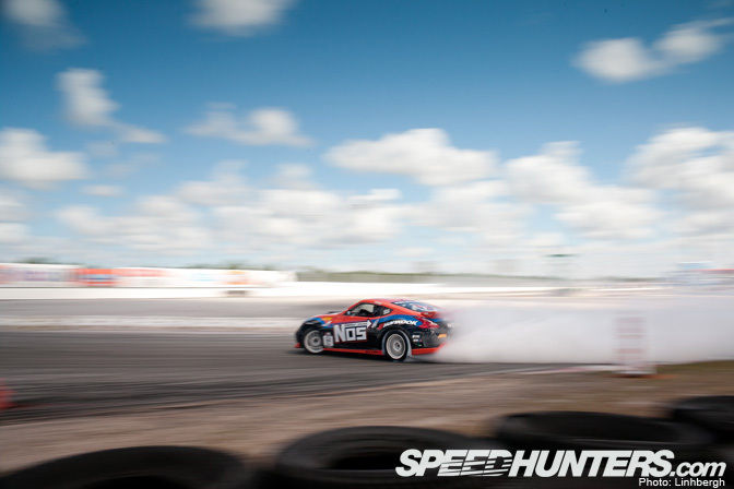 Event>> Formula D FloridaQualifying
