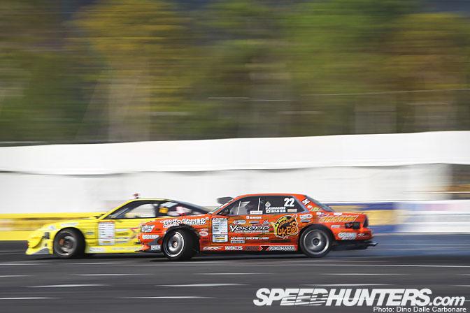 Event>> D1-gp Tokyo Drift Rd1 –Pt1
