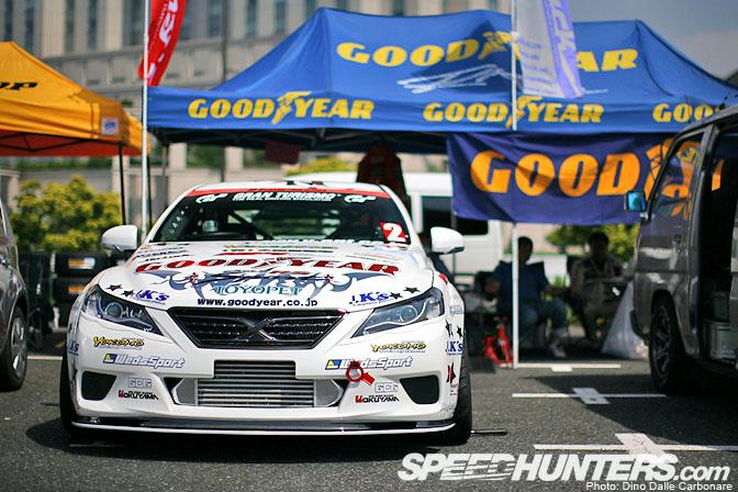 Car Spotlight>> Kunny'z D1 MarkX