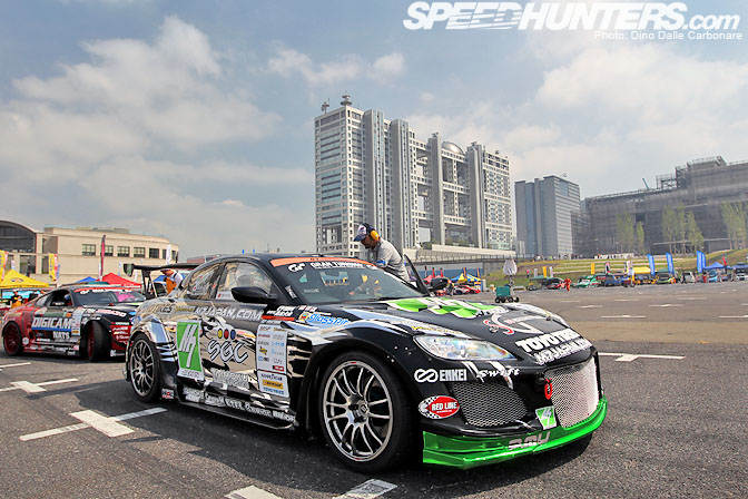 Car Spotlight>> Re-amemiya D1 Rx-8