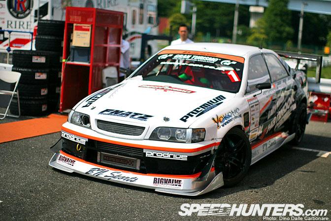 Car Spotlight>> Daigo Saito's Jzx100Chaser