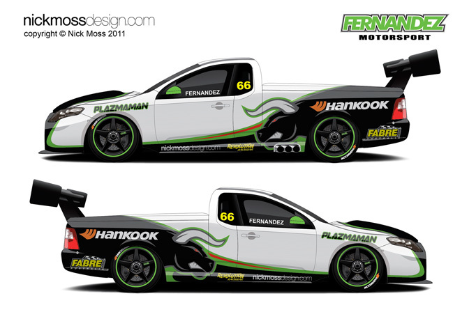 Builds Time Attack Ford Fpv Ute Speedhunters