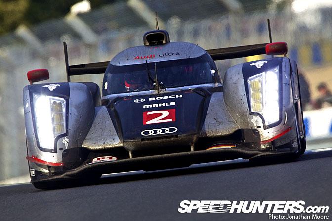 Flash Result>> Le Mans: Audi, Corvette HangOn