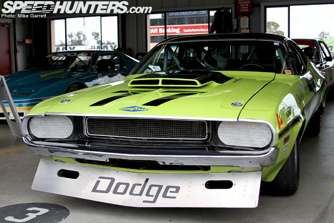 Car Spotlight The Sam Posey Trans Am Challenger Speedhunters