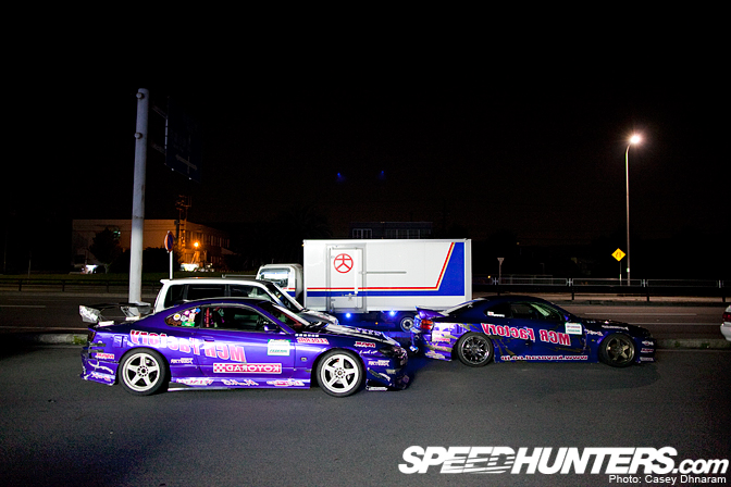 Event>> Midnight Street Meet In Nagoya