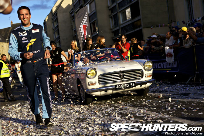 Gallery>> Le Mans: DriversParade