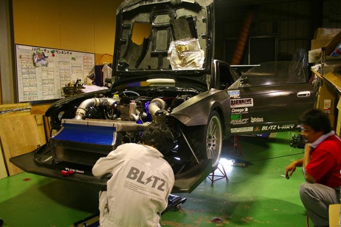 News>> Scorch Racing S15 Ready ForAus