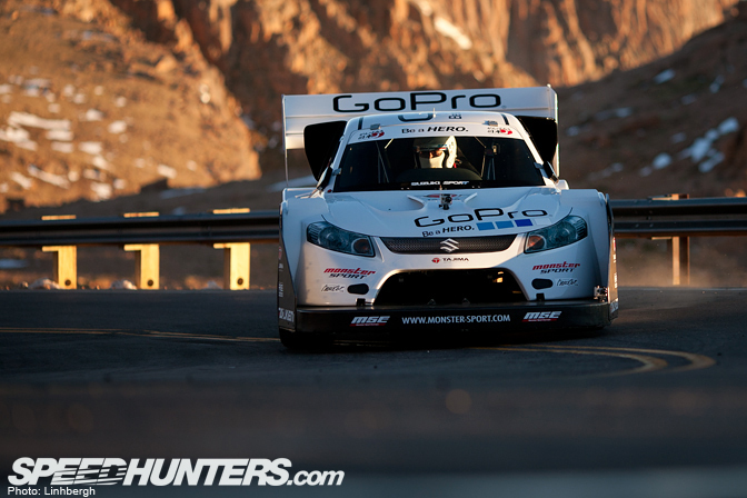 Gallery>> Pikes Peak Day 2: Oxygen Deprived At The Top
