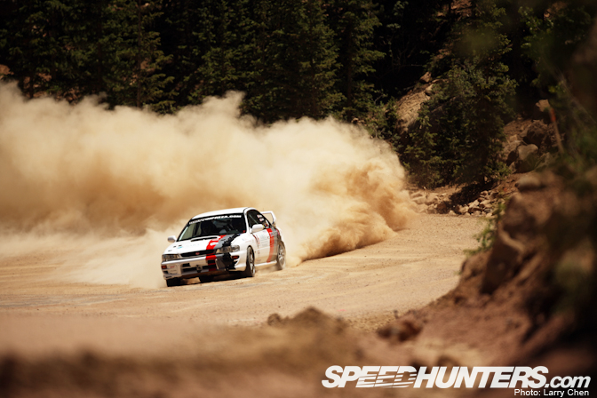 Event>> Raceday At Pikes Peak