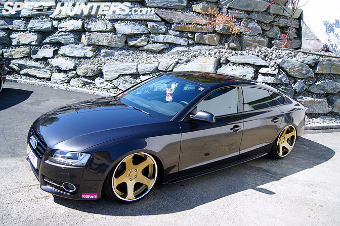 Car Spotlight Gt Gt Audi A5 Sportback Speedhunters