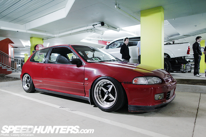 Random Snap>> Tom Dobson's Eg Hatch