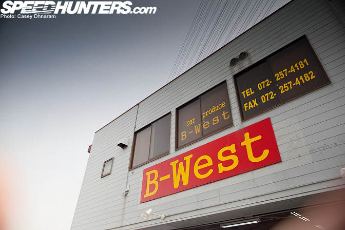 Car Builder>> B-west