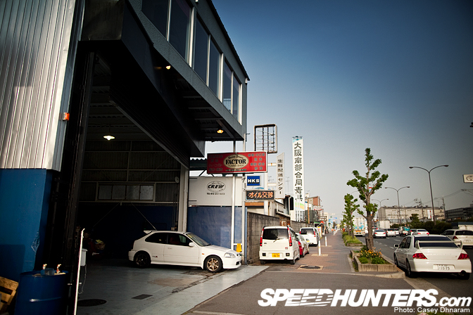 Car Builder>> Racing Service –Factor