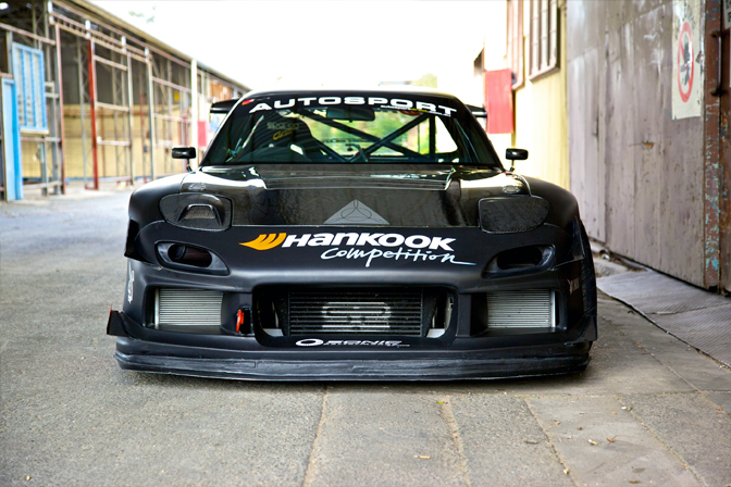 Car Feature>> A Doctor Addicted To TimeAttack
