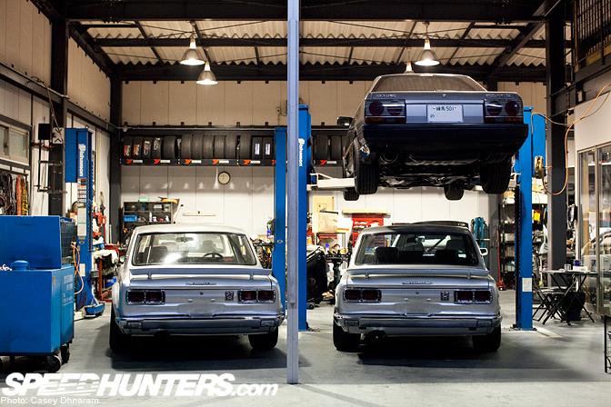 Car Builder>> Jenesis - The Hakosuka Specialist - Speedhunters